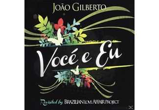 João Gilberto - Voce E Eu Revisited [CD]