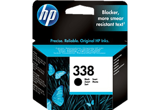 HP 338 Black Inkjet Print Cartridge - (C8765EE)