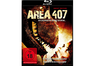 Area 407 (Uncut Edition) [Blu-ray]
