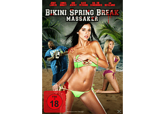 Bikini Spring Break Massaker - (DVD)