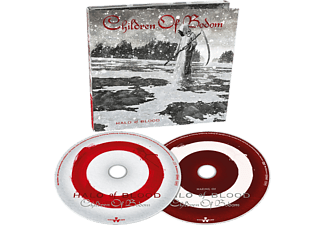 Children Of Bodom - Halo Of Blood (CD + DVD)