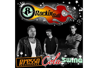 V8 Rockin' Ball - Presso Cola Swing (CD)