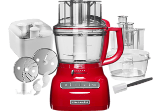 processor 1l 3 food empire küchenmaschine kitchenaid rot