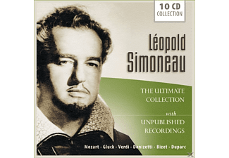 Leopold Simoneau - Léopold Simoneau - The Ultimate Collection [CD]