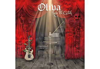 Oliva - Raise The Curtain [CD]