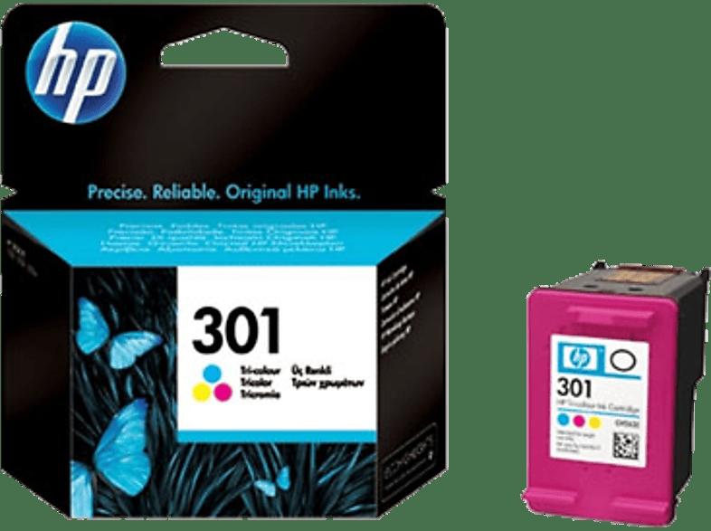 HEWLETT PACKARD 301 Tri-Color - (CH562EE) laptop  tablet  computing  εκτύπωση   μελάνια μελάνια  toner