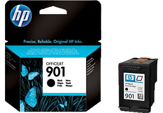 HP 901 OfficeJet Black - (CC653A)