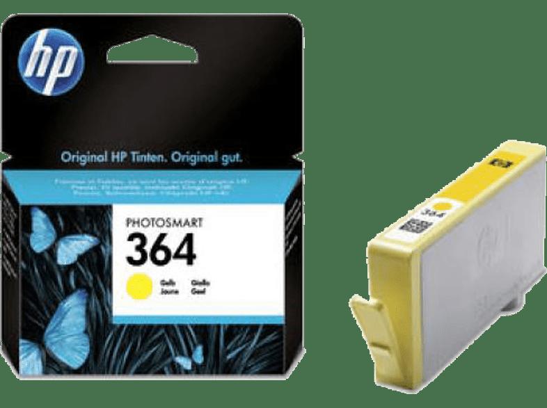 HEWLETT PACKARD HP364 Yellow - (CB320E) laptop  tablet  computing  εκτύπωση   μελάνια μελάνια  toner