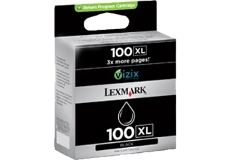 LEXMARK 14N1068 INK CRT Black 100XL