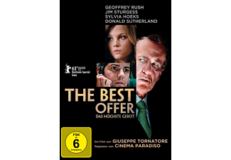 The Best Offer - Das höchste Gebot [DVD]
