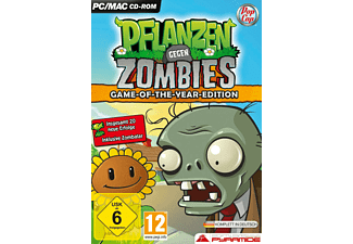Pflanzen gegen Zombies - Game of the Year Edition (Software Pyramide) [PC]