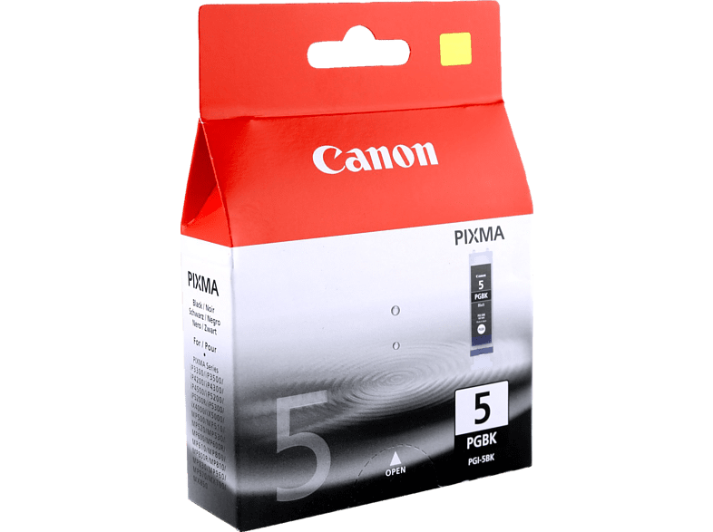 CANON PGI 5 Black laptop  tablet  computing  εκτύπωση   μελάνια μελάνια  toner computing   tablets