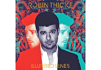 Robin Thicke - Blurred Lines [CD]
