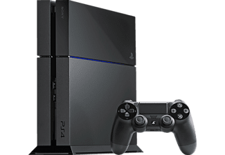 SONY PlayStation 4 500 GB Schwarz