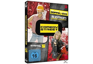 Comedy Street - Staffel 5 (Deluxe Edition) [DVD]