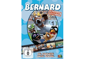 Bernard - Sports - Staffel 3 [DVD]