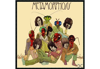 The Rolling Stones - METAMORPHOSIS [CD]