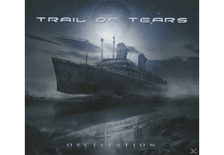 Trail Of Tears - Oscillation (Ltd.Digipak) [CD]