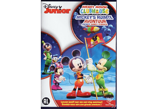 Mickey Mouse Clubhouse - Mickey's Ruimte Avontuur | DVD
