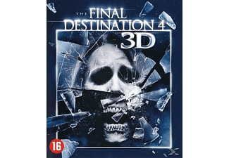 Final Destination 4 3D | 3D Blu-ray