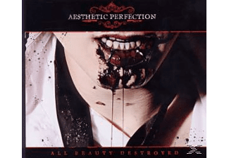 Aesthetic Perfection - All Beauty Destroyed [CD]