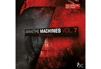 VARIOUS - AWAKE THE MACHINES 7 [CD]