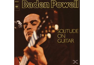 Baden Powell - SOLITUDE ON GUITAR - (CD)