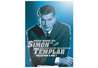 Simon Templar - Staffel 1 [DVD]