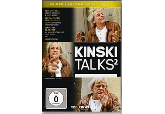 Kinski Talks 2 - (DVD)
