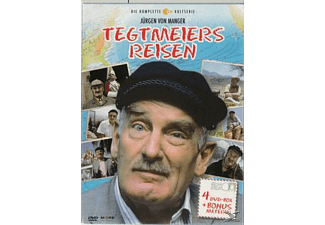 Tegtmeiers Reisen - Collector's Box - (DVD)