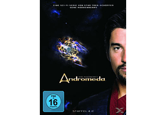 Andromeda - Season 4 - Box 1 DVD-Box - (DVD)