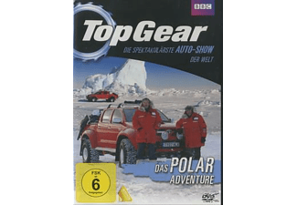 Top Gear - Das Polar Adventure - (DVD)