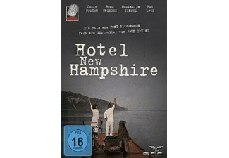 Hotel New Hampshire - (DVD)