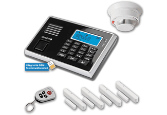 OLYMPIA 5904 Protect 9060 drahtloses GSM-Alarmanlagen-Set