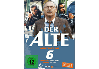 Der Alte - Vol. 6 (Collector's Box) [DVD]