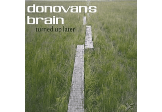 Donovan's Brain - Turned Up Later - (Vinyl)