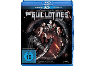The Guillotines (3D) - (3D Blu-ray)