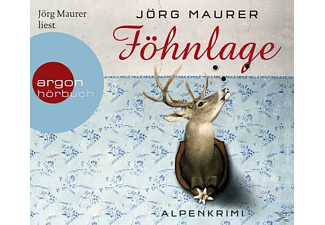 Föhnlage - 4 CD - Krimi/Thriller