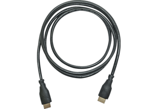 VIVANCO HDMI High Speed Ethernet kabel 1,5 m - Svart