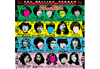 The Rolling Stones Some Girls (Remastered) Deluxe Edition (+ 12 unveröffentlichte Songs) Rock CD