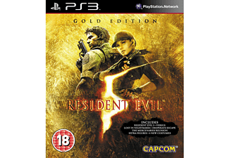 Resident Evil Gold Edition (EU) PS3