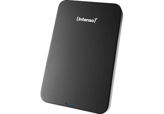 INTENSO 6021260 Memory Point, 1 TB HDD, 2.5 Zoll, extern, Schwarz