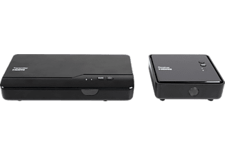 OPTOMA WHD200, Kabelloses HDMI-System, Schwarz