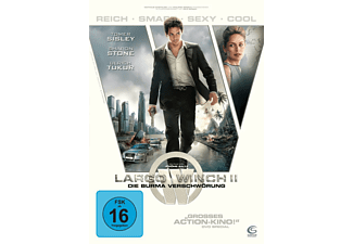 Largo Winch 2 (Single Edition) [DVD]