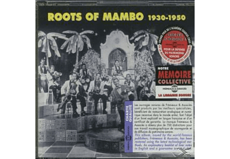 VARIOUS - Roots Of Mambo 1930-1950 - (CD)