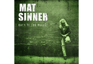 Mat Sinner - Back To The Bullet (Re-Release) [CD]