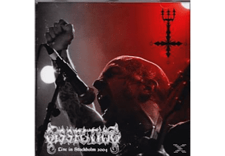 Dissection - Live In Stockholm 2004 - (CD)