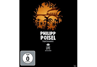 Philipp Poisel - PROJEKT SEEROSENTEICH (LIVE) [DVD + Video Album]