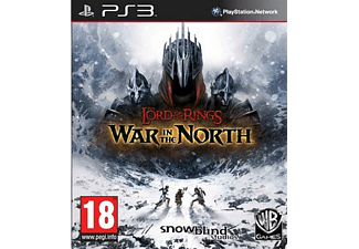 Lord of the Rings: War in the North PS3