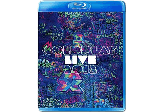 Coldplay - Live 2012 (CD + Blu-ray)